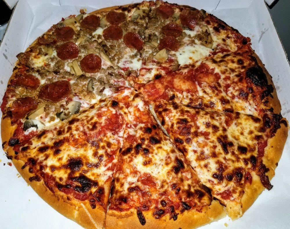 Cocca's Pizza: 3556 S Main St, Mineral Ridge, OH