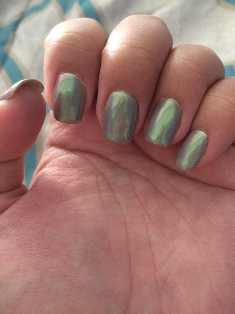 To be fair the rest of my nails look alright, but still have a ...