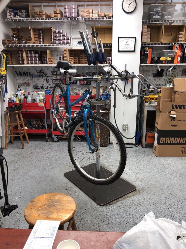 David's Bicycle Shop