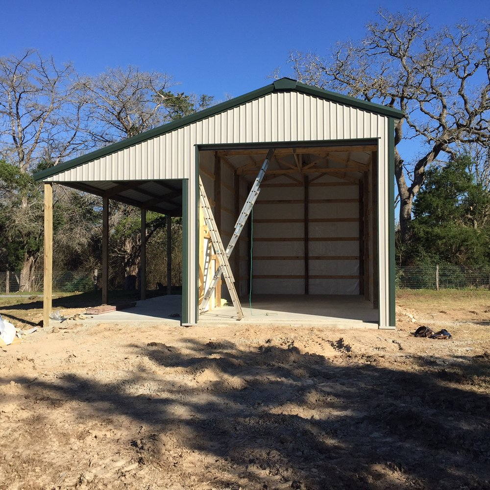 Archery Buildings: 628 Martin Rd, Madisonville, TX