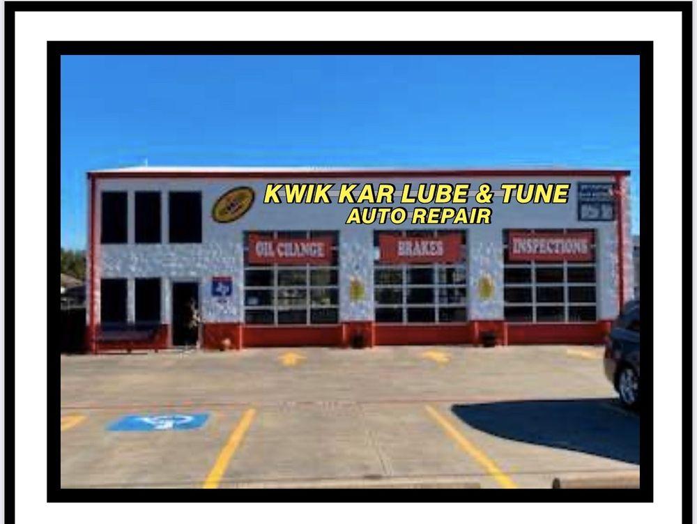 Kwik Kar Lube & Tune: 3311 SW Wilshire Blvd, Joshua, TX