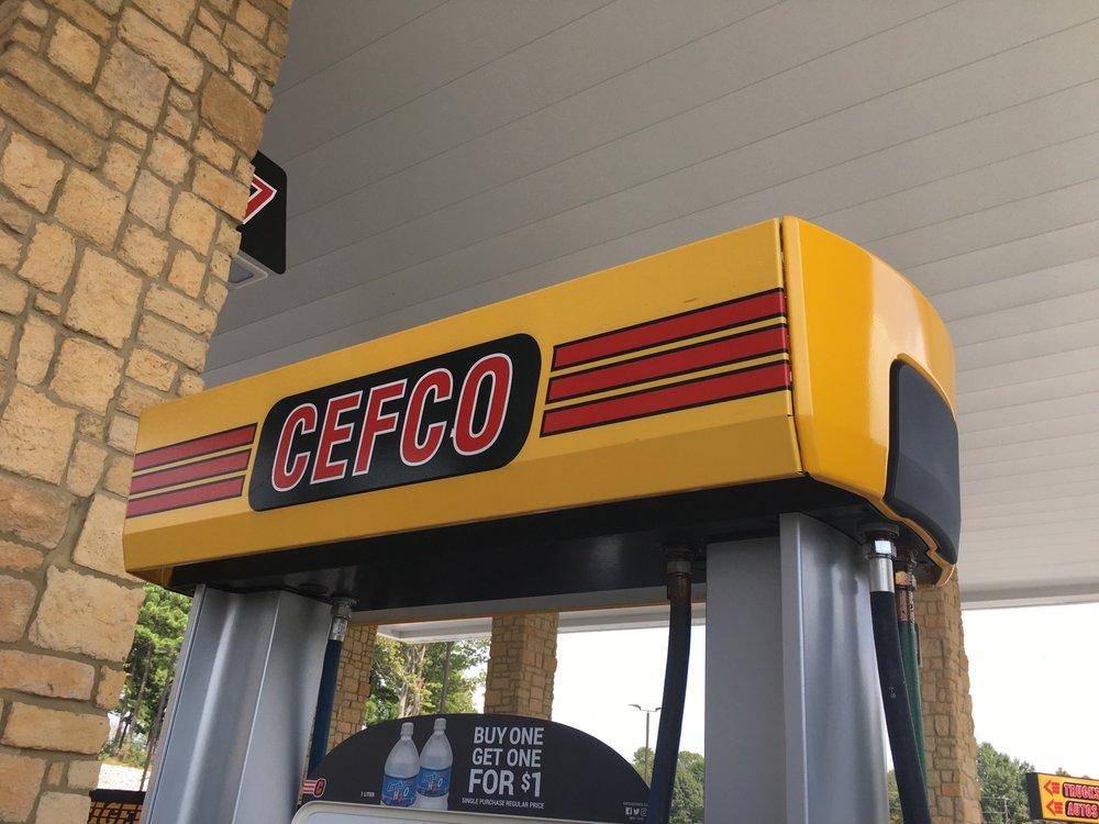 CEFCO: 16158 Hwy 31 W, Tyler, TX