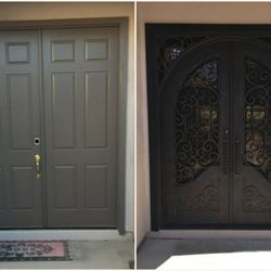 Photo of Iron Doors Arizona - Phoenix AZ United States. Upgrade your home & Iron Doors Arizona - 28 Photos - Door Sales/Installation - 11035 N ...