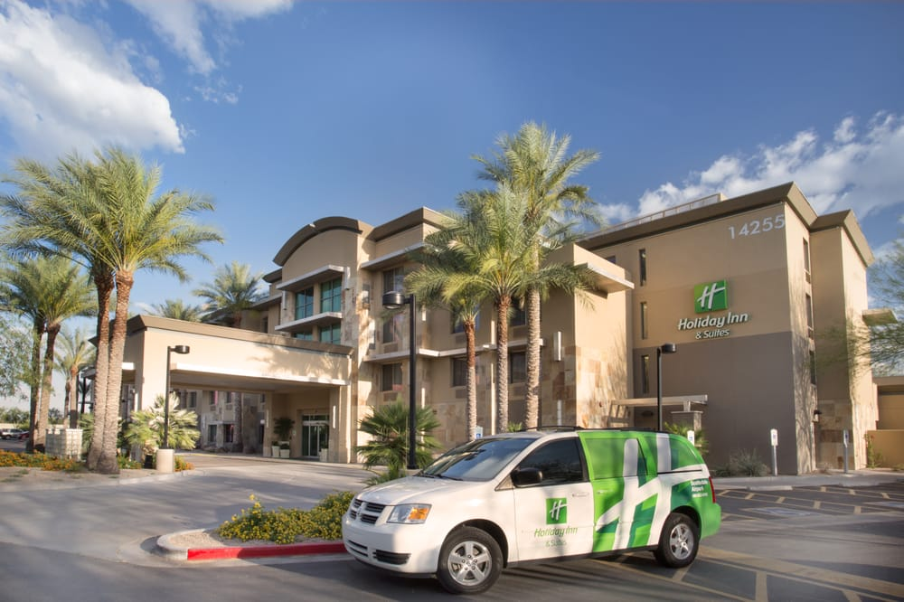 Holiday Inn Scottsdale North - Airpark: 14255 N 87th St, Scottsdale, AZ