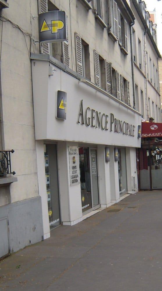 Agence principale ejendomsm glere 71 route de la reine for Agence immobiliere 3f boulogne billancourt