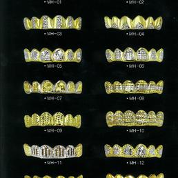 Custom Gold Teeth Grillz - 10 Photos - Jewelry - 2700 Potomac Mills