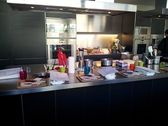 Scook l ecole de cuisine de la maison pic specialty - Cours de cuisine pic valence ...