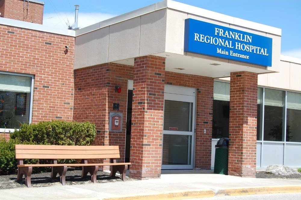 Franklin Regional Hospital: 15 Aiken Ave, Franklin, NH