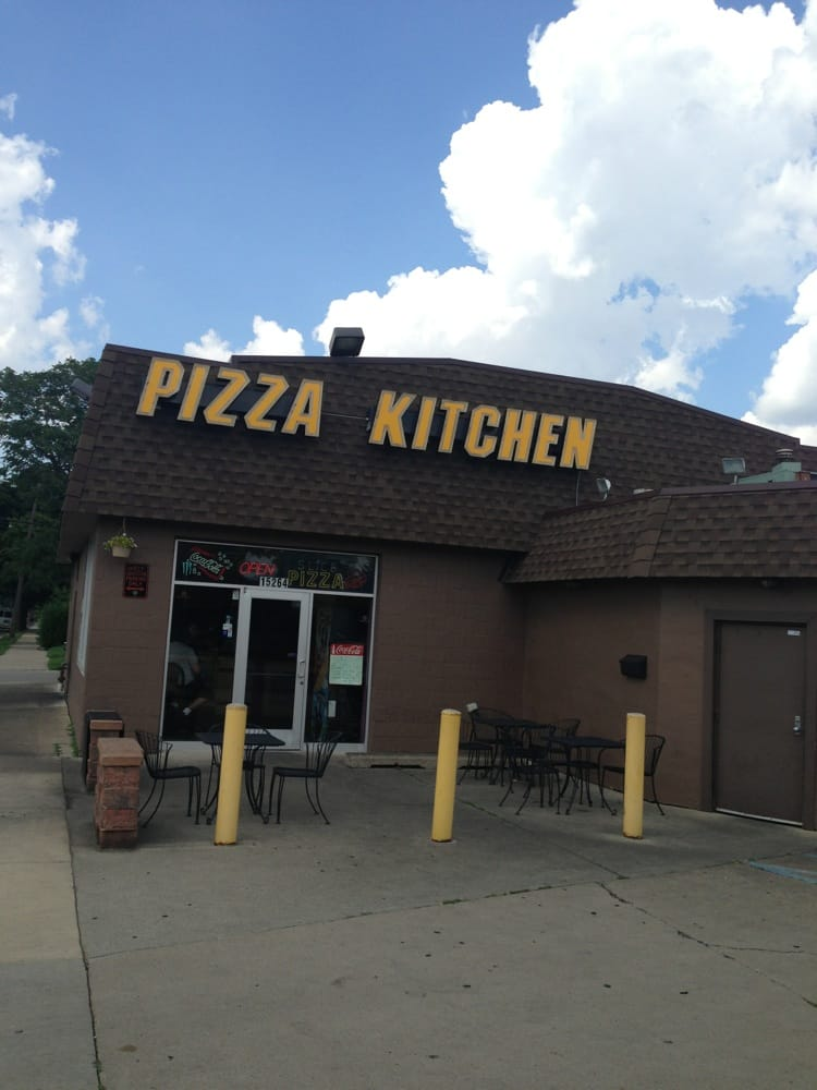 Pizza Kitchen Number Dearborn