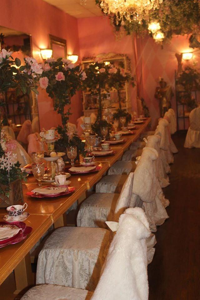 Tea Party Castle: 52261 Van Dyke Ave, Shelby Township, MI