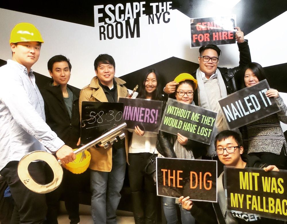 Escape The Room NYC - Midtown: 24 West 25th St, New York, NY