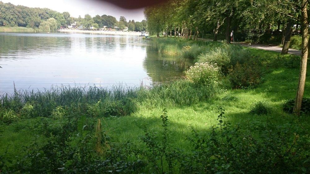 Oase Terrassen der orankesee - eine oase zum verweilen. - yelp