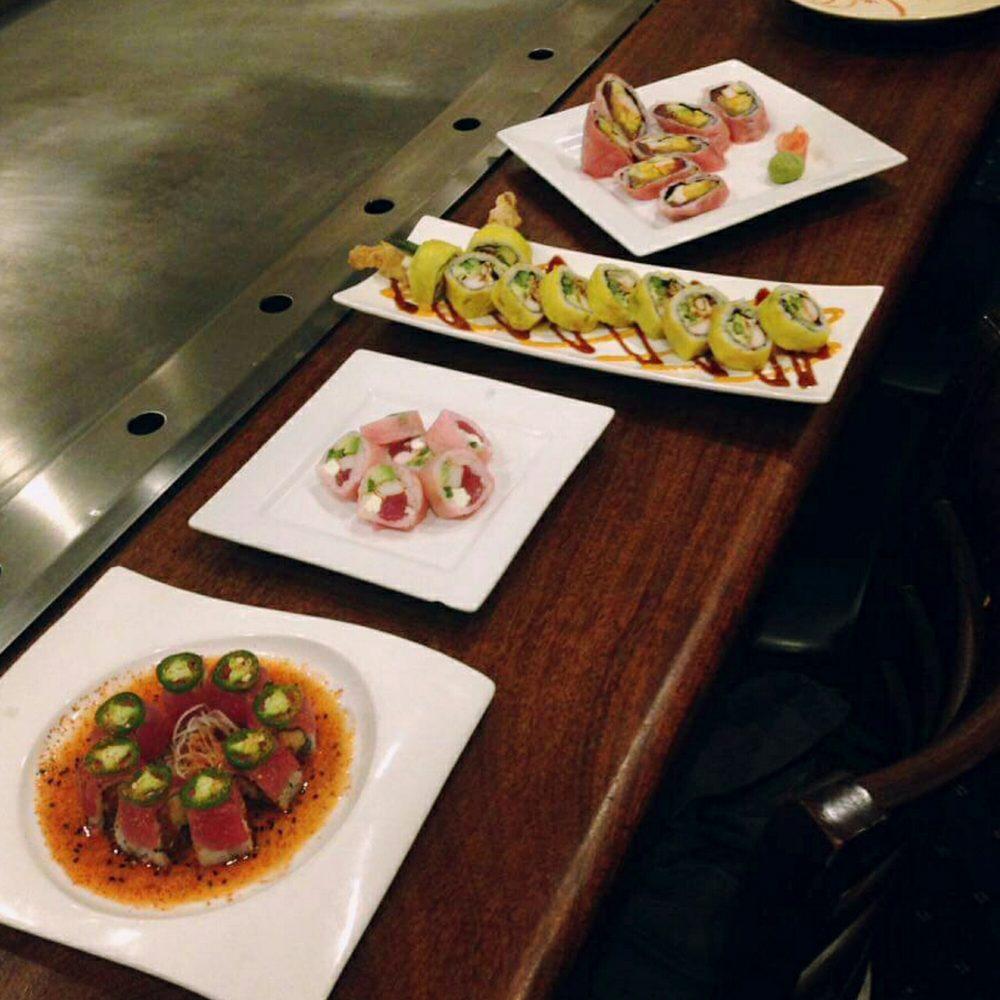 Japanese Restaurant In Westminster Maryland