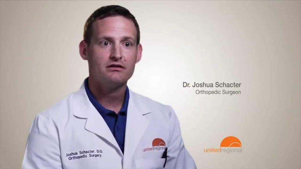 Joshua Schacter, DO: 1518 Ninth St, Wichita Falls, TX