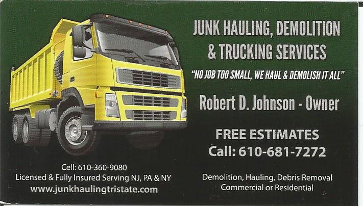 Junk Hauling Demolition & Debris Removal - 2019 All You Need