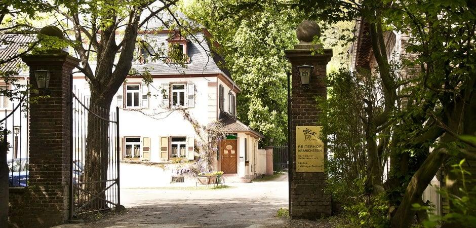 Photos for Reiterschänke Kranichsteiner Hof | Outside - Yelp
