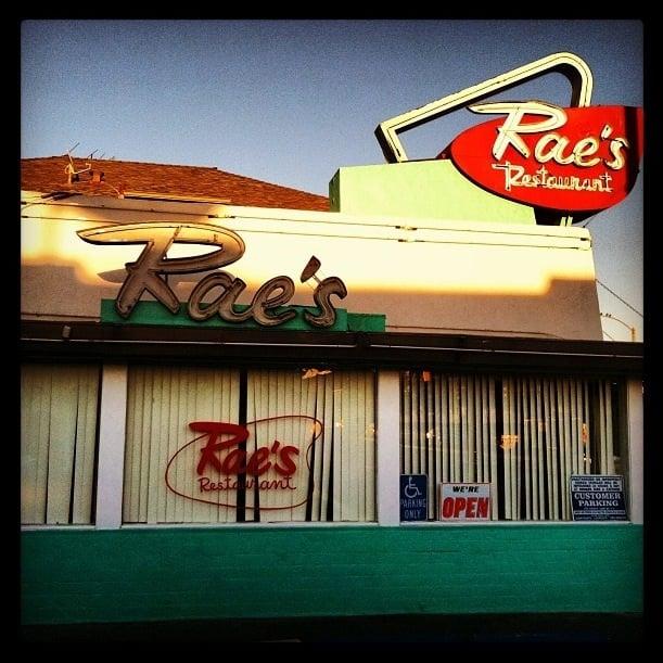Image result for Rae's Diner