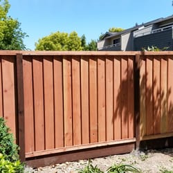 Bay area redwood fence deck 37 reviews fences gates 50 photo of bay area redwood fence deck san jose ca united states workwithnaturefo