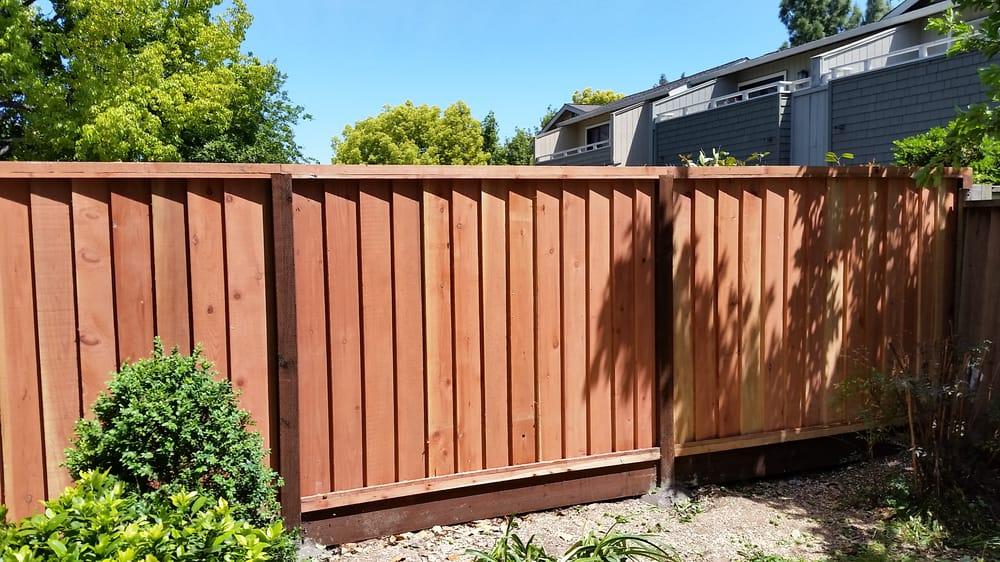 Bay Area Redwood Fence Amp Deck 42 Reviews Fences