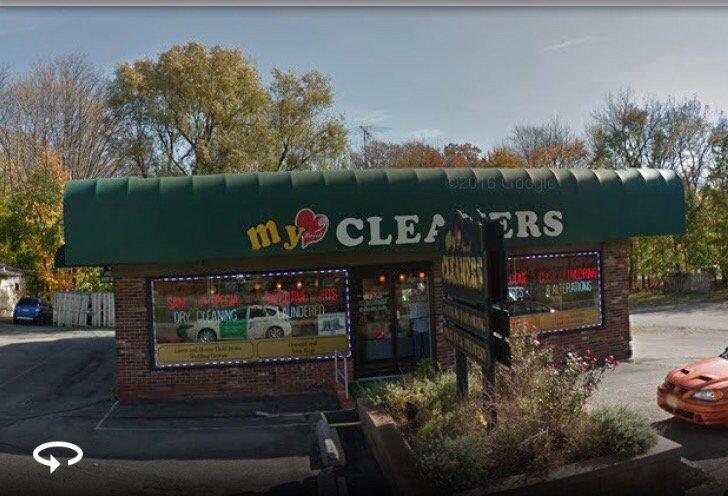 My Cleaners: 205 US Hwy 46, Budd Lake, NJ