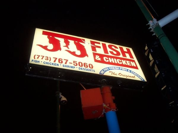 J j fish chicken of cicero closed seafood 5337 w for Jj fish near me