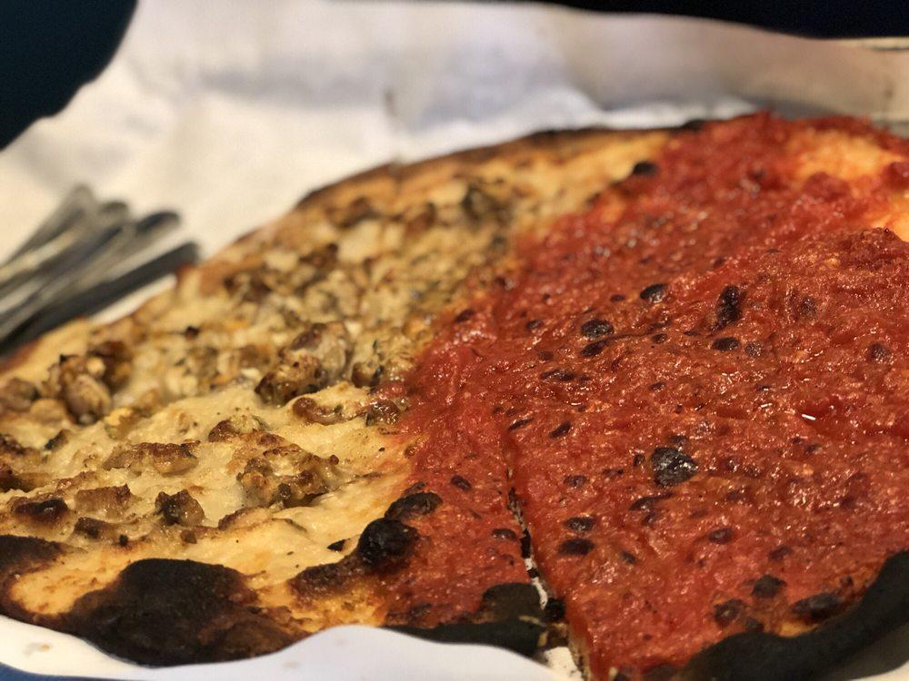 Social Spots from Frank Pepe Pizzeria Napoletana