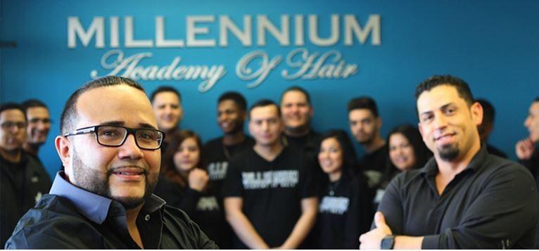 Millennium Academy of Hair: 4009 Main St, Bridgeport, CT