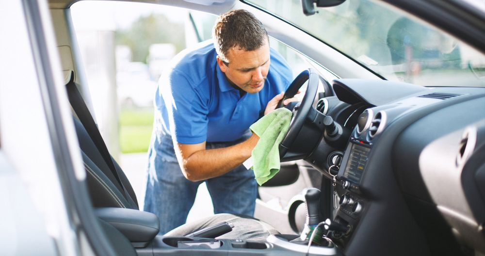 Clean & Green Car Wash: 3950 FM2181, Hickory Creek, TX