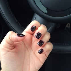 Photo Of Nail Care Doylestown Pa United States Marilyn Merlot Gel By