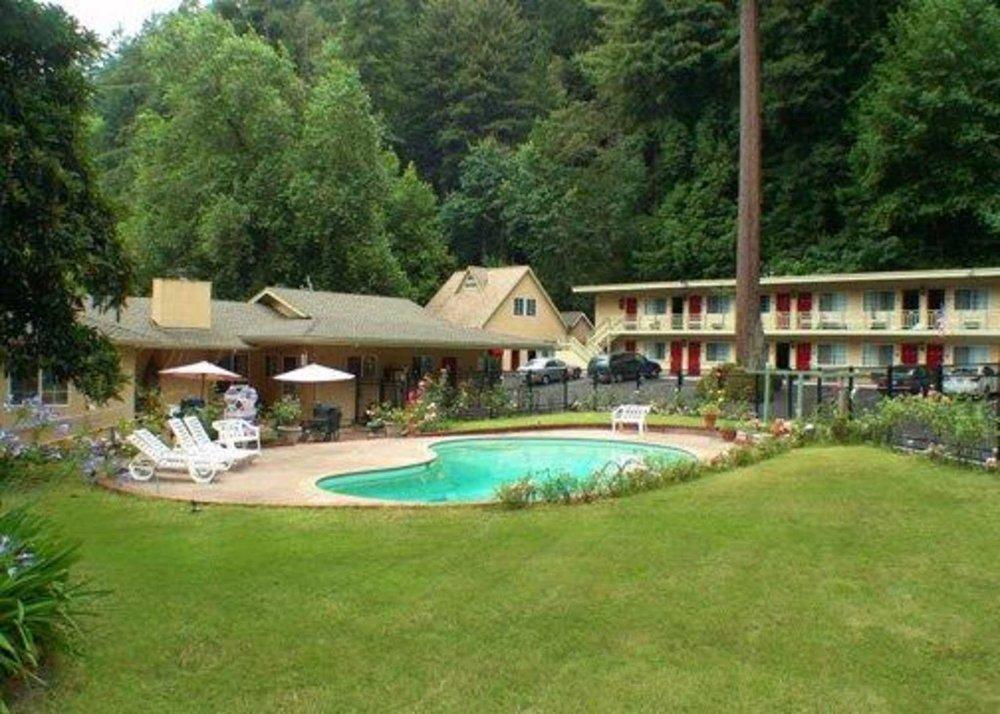 Quality Inn & Suites Santa Cruz Mountains: 9733 HWY 9, Ben Lomond, CA