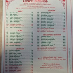 New King Yee Kitchen - Chinese - 424 Uniondale Ave, Uniondale, NY ...