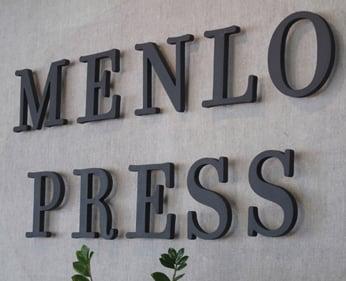 Menlo Press: 651 Oak Grove Ave, Menlo Park, CA