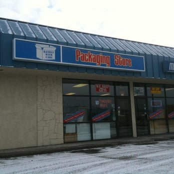 Packing Store 13 Photos Shipping Centres 549 W Intl Airport Rd Anchorage Ak United