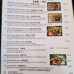 Photos For Vietnam Kitchen Menu Yelp