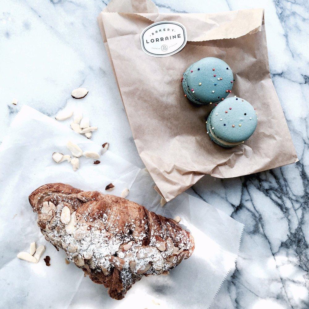 Almond Croissant And Macaron Yelp