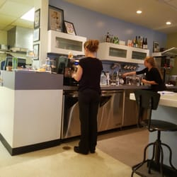 Photo Of Tulip Noir Cafe   Indianapolis, IN, United States. Coffee Bar