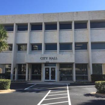 Daytona Beach City Hall Hours