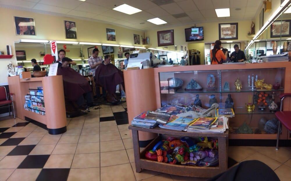 McNair Barber Shop: 2465 J19 Centreville Rd, Herndon, VA