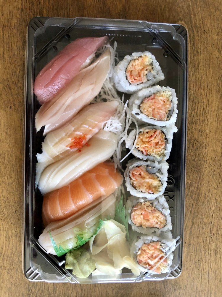 UMI Sushi & Hibachi: 10340 Baltimore St NE, Blaine, MN