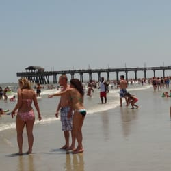 Photo Of Tybee Island Beach Ga United States