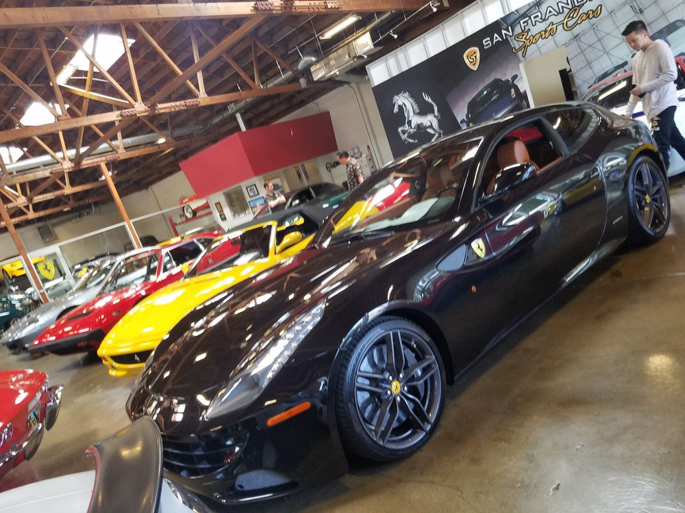 San Francisco Sports Cars >> Photos For San Francisco Sports Cars Yelp
