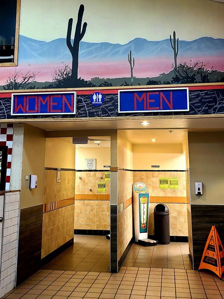 Travel Centers Of America: 1500 Fort Grant Rd, Willcox, AZ
