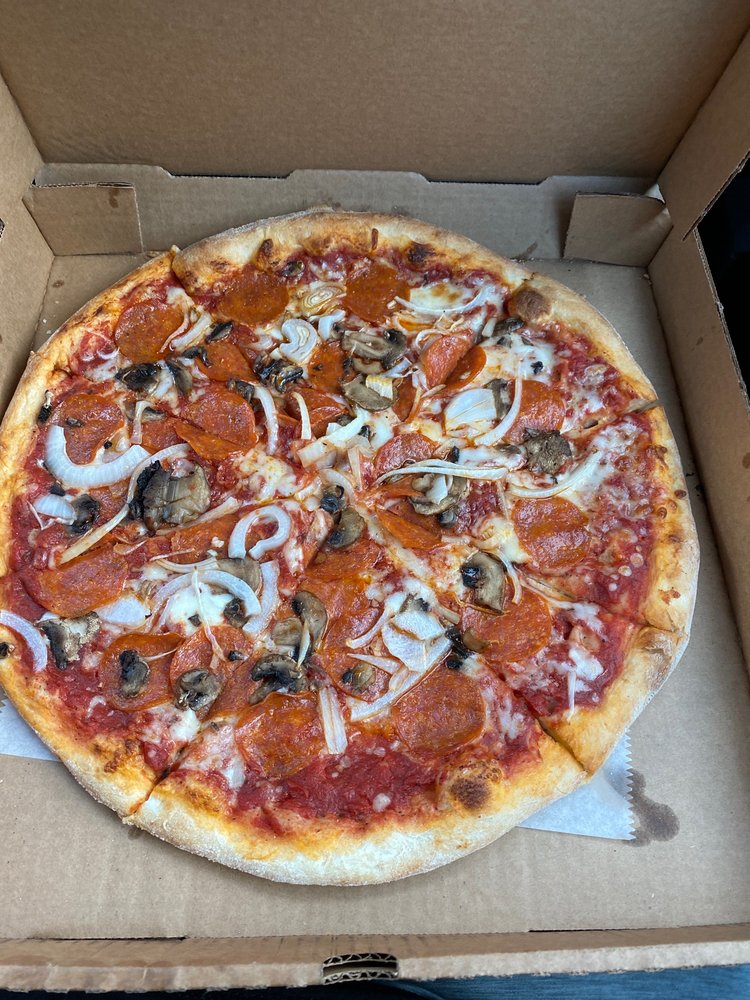 Zacs Pizza and Wings: 2851 Henely Rd, Green Cove Springs, FL