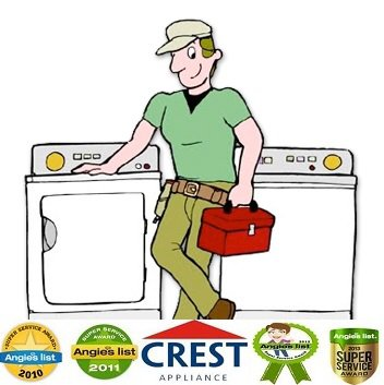 Crest Appliance Repair