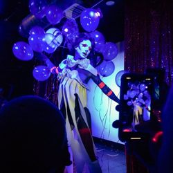 Have faced Fetish shows in los angeles