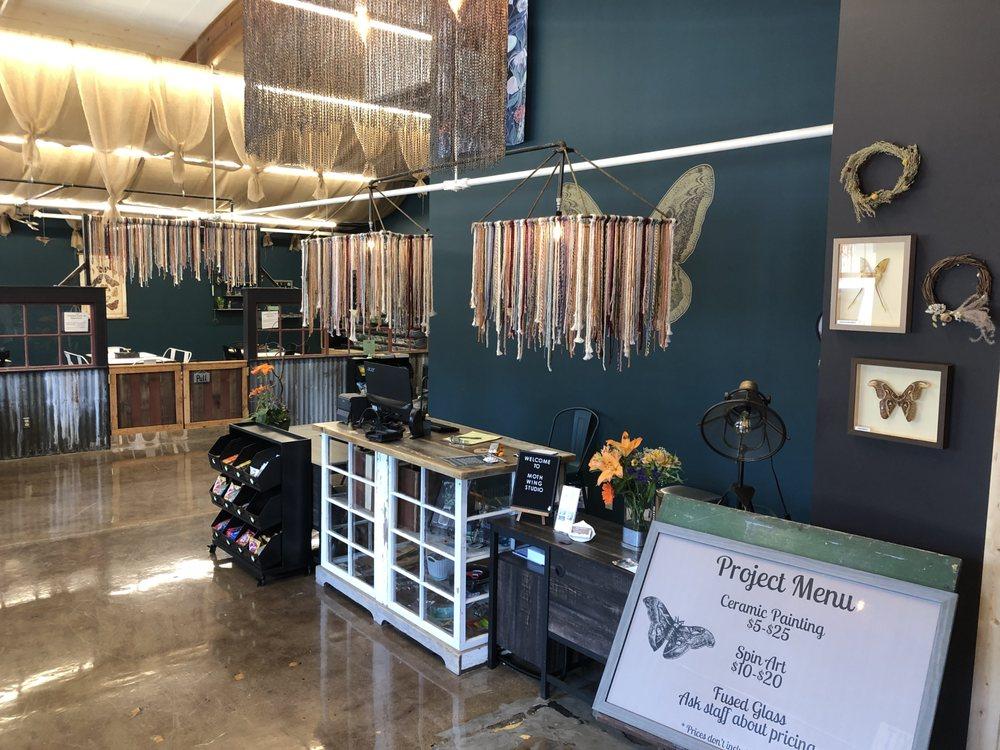 Moth Wing Studio: 325 S Calumet Rd, Chesterton, IN