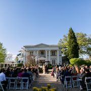 The Ambiance Is Fantastic Photo Of Meson Sabika Naperville Il United States Spring Wedding Outside