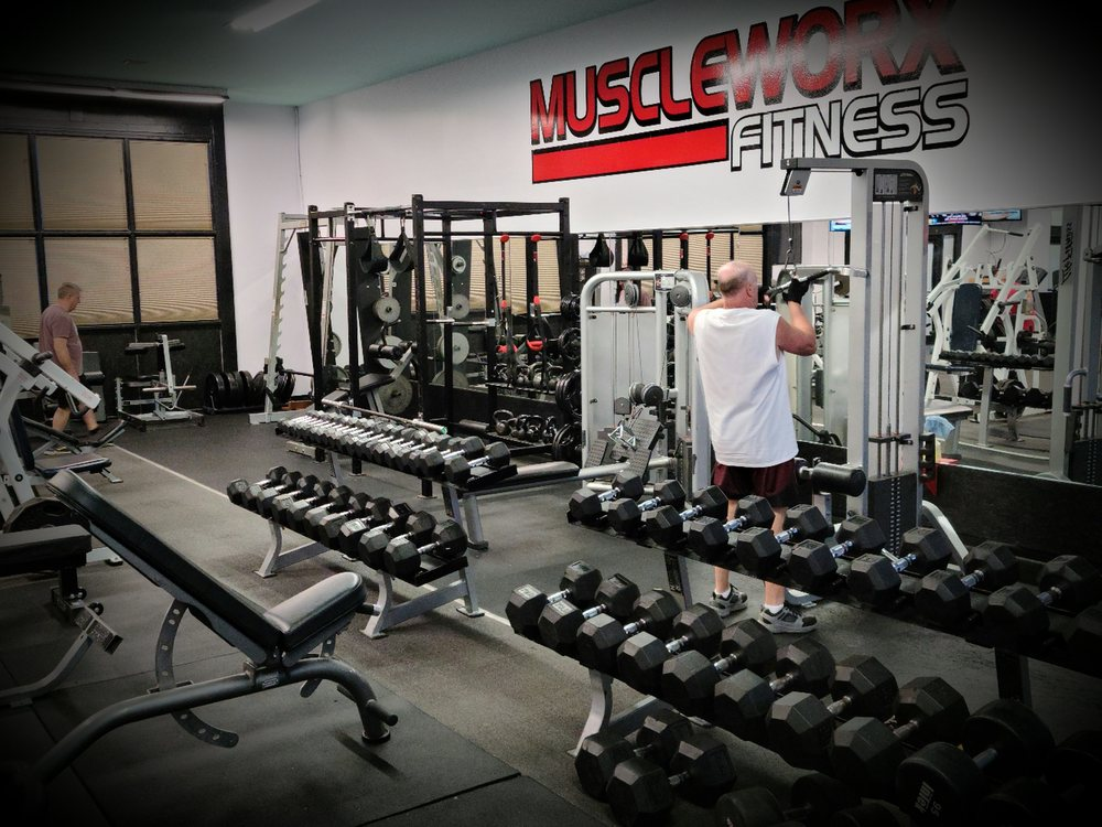 Muscleworx Fitness: 105 Winner Ave, Carolina Beach, NC