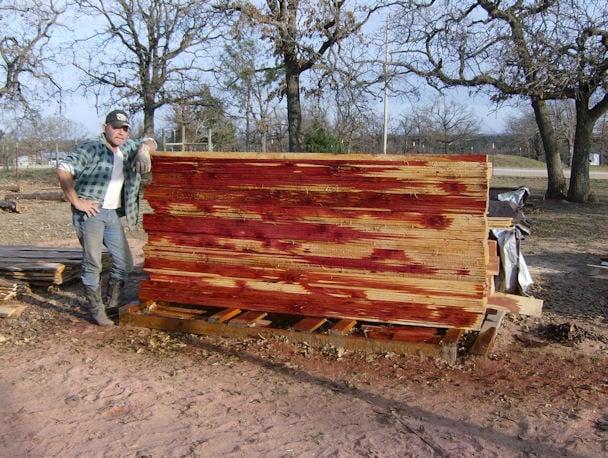 Ridge Runner Logging & Mill: 21795 E Bowman Cir, Luther, OK