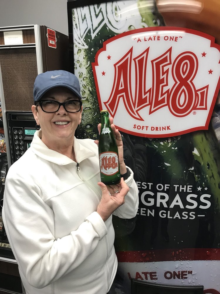 Ale-8-One Bottling Company: 25 Carol Rd, Winchester, KY